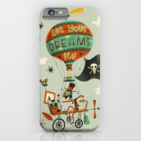 iPhone & iPod Case featuring Make Your Dreams Fly by Steve Simpson