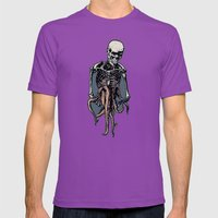 Pieces Mens Fitted Tee Ultraviolet SMALL