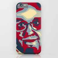 iPhone & iPod Case featuring Pope Hope by Zachary Burns