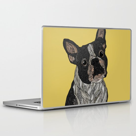Barkysimeto Laptop & iPad Skin