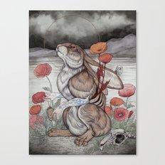 Ex Fortuna Canvas Print