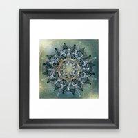 Heart Chakra Framed Art Print