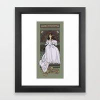 Theatre de la Labyrinth Framed Art Print