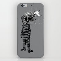 Breaking Free iPhone & iPod Skin