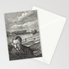 I Am Shipwrecked Stationery Cards