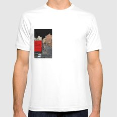 Soon-Park-Car Mens Fitted Tee SMALL White