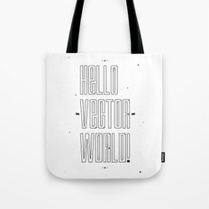 Hello world ! Tote Bag