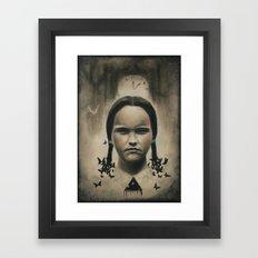 merlina adams Framed Art Print