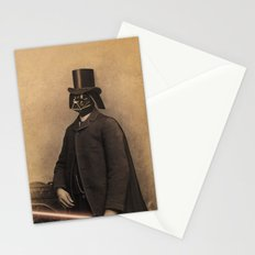 Lord Vadersworth Stationery Cards