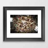 The Creation. Of A Maste… Framed Art Print