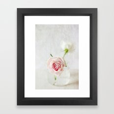 One way or the other Framed Art Print