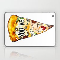 You've got a PIZZA of my Heart Laptop & iPad Skin