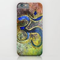 iPhone & iPod Case featuring Namaste by Imperfections