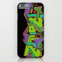 iPhone & iPod Case featuring Emote by sens