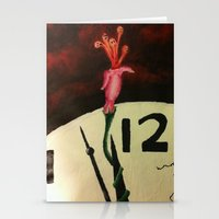 The Persistence of Abstraction Stationery Cards