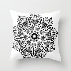 Ornament 01 Throw Pillow