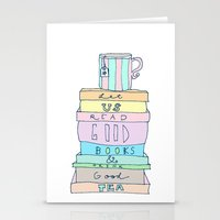Good Books Stationery Cards