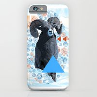iPhone & iPod Case featuring bighorn sheep by bri musser