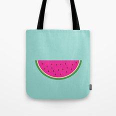 Watermelon print Tote Bag