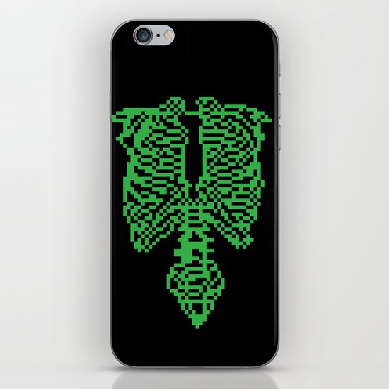 This is Pixel Tap iPhone & iPod Skin