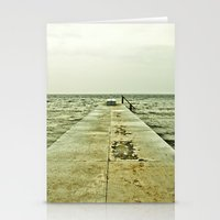 Rough Waters Stationery Cards