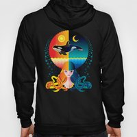 Dream - Sea Day & Night Hoody