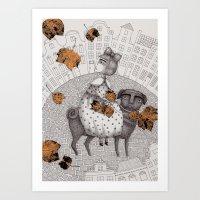 The Collectors Art Print
