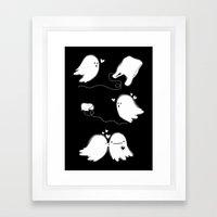 Love after Life Framed Art Print