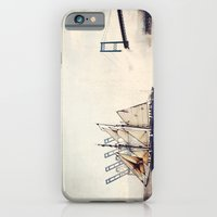 iPhone & iPod Case featuring Set Sail  by Abby Lanes