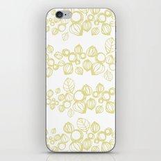 Leafy Stripes  iPhone & iPod Skin
