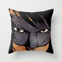 Brother Hazard Throw Pillow