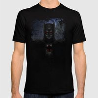 Dark Paradox Mens Fitted Tee Black SMALL