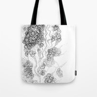 the floating fantasy Tote Bag