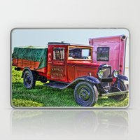 Vintage Transport Laptop & iPad Skin