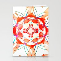 ANAPANASATI Stationery Cards