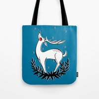 This Christmas Enjoy the Simple Things Tote Bag