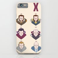 iPhone & iPod Case featuring X-MEN BEFORE & AFTER by Berkay Daglar