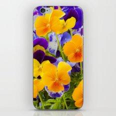 Flowers I Pod Skin iPhone & iPod Skin