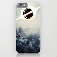 Interstellar Inspired Fictional Sci-Fi Teaser Movie Poster iPhone 6 Slim Case