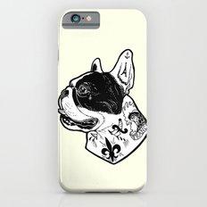 French Bulldog Tattooed Dog iPhone 6s Slim Case