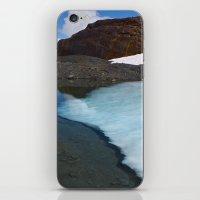 Ice Lake iPhone & iPod Skin