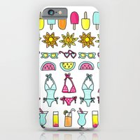 Summer Daze iPhone 6 Slim Case