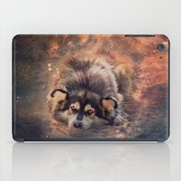 Bright-eyed dreamer iPad Case