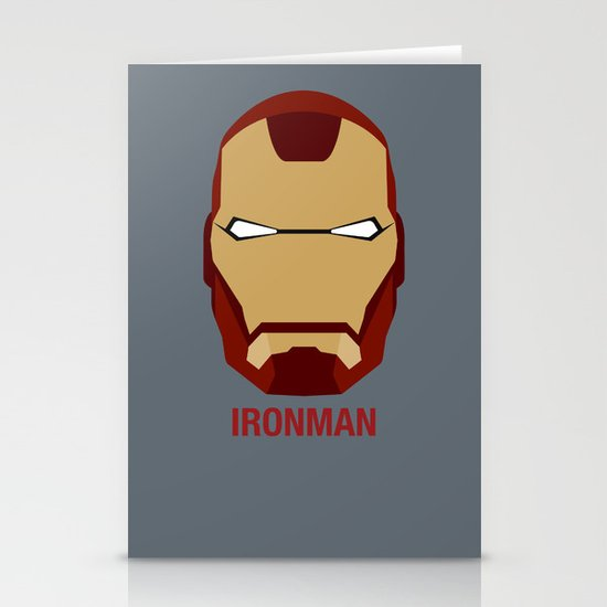 IRONMAN Stationery Card