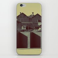 Museo de la memoria iPhone & iPod Skin