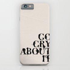 Cry Slim Case iPhone 6s