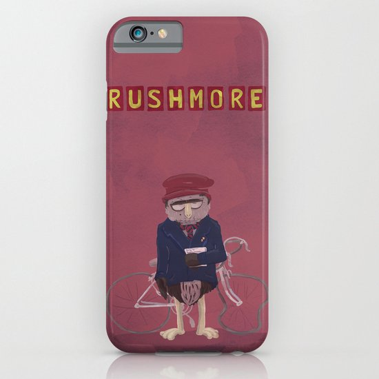 more of a rush iPhone & iPod Case