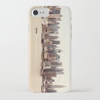 nyc iPhone & iPod Cases featuring NYC by Enkel Dika