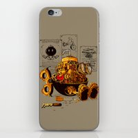 Work Of The Genius iPhone & iPod Skin