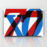FORGIVENESS - 70x7 (Matthew 18:22) iPad Case